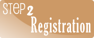 Step 2: Registration